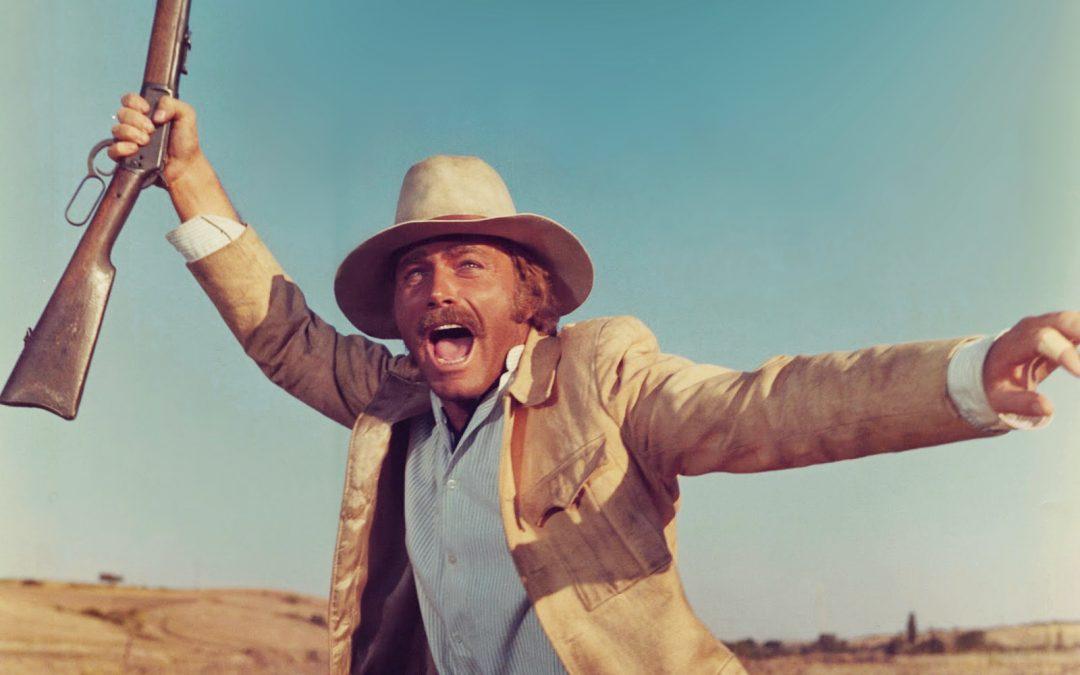 Franco Nero recogerá el premio Tabernas de Cine en Almería Western Film Festival