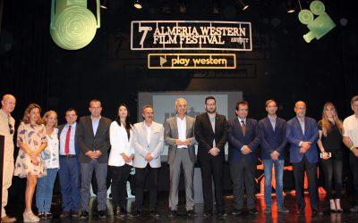 Pistoletazo de salida para la VII edición de Almería Western Film Festival