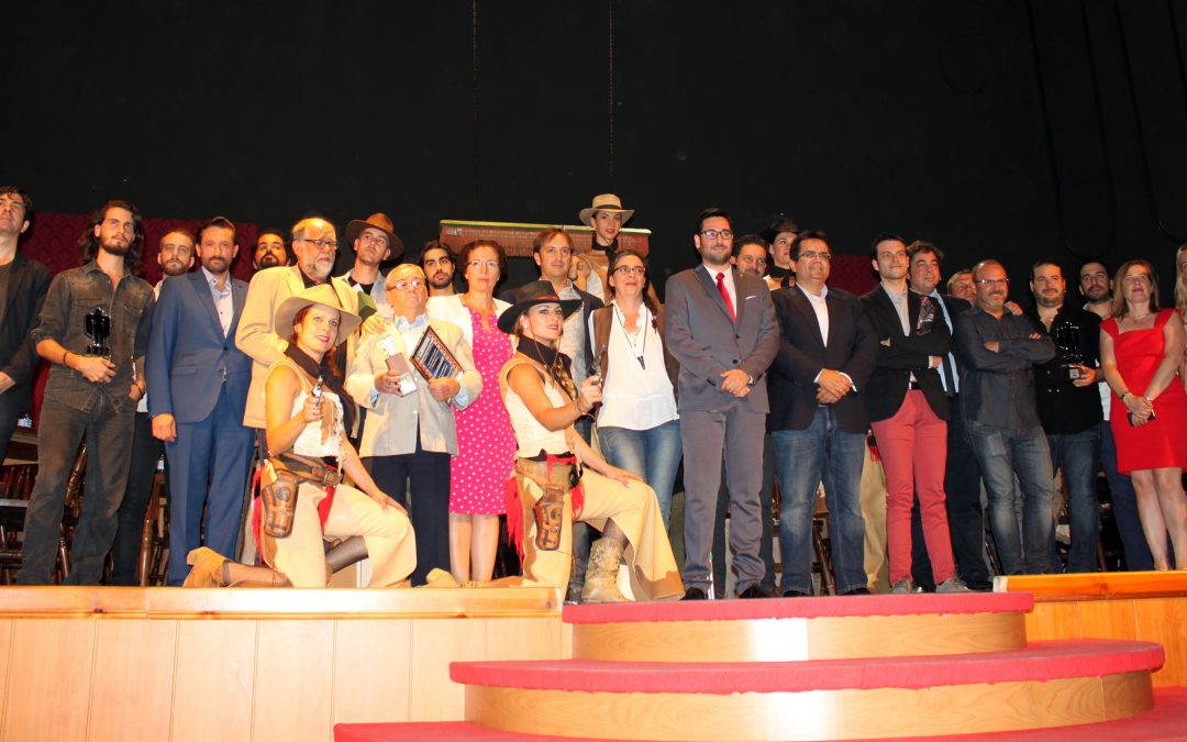 La VII edición de Almería Western Film Festival se celebrará del 11 al 14 de octubre de 2017 en Tabernas