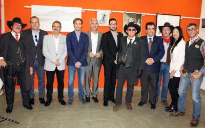 El arte y la literatura, presentes en Almería Western Film Festival